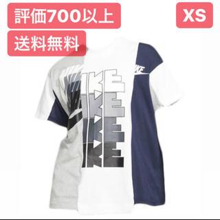 サカイ(sacai)のXS【最安値】NIKE × Sacai Hybrid Tシャツ(Tシャツ/カットソー(半袖/袖なし))