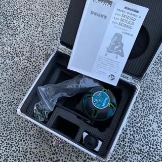 マキタ(Makita)のマキタ グリーンレーザー 墨出し器 SK505GDZ 高輝度レーザー(工具/メンテナンス)