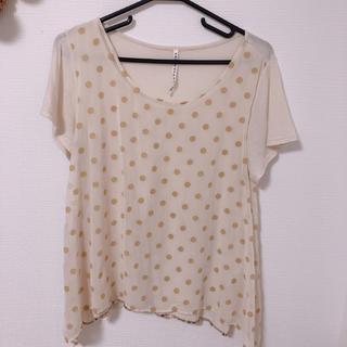 ツモリチサト(TSUMORI CHISATO)のツモリチサト 半袖シャツ(Tシャツ(半袖/袖なし))