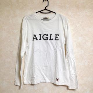 エーグル(AIGLE)のAIGLE エーグル ロンT カットソー(Tシャツ/カットソー(七分/長袖))
