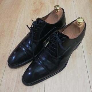 リーガルの315R BD 黒 24.5(ドレス/ビジネス)
