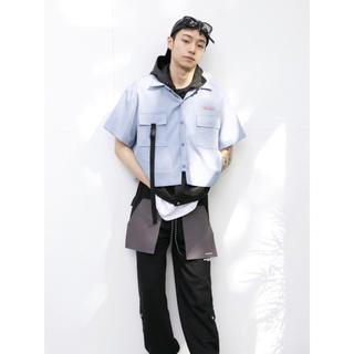 ボウダンショウネンダン(防弾少年団(BTS))の【試着のみ】ANOTHER YOUTH crop strap shirts(シャツ)