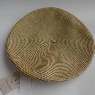 サマンサモスモス(SM2)のサマンサモスモス  新品 ベレー帽(ハンチング/ベレー帽)
