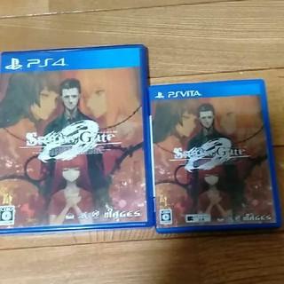 PlayStation Vita - シュタインズ・ゲートゼロ セット!