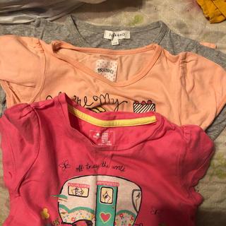 サンカンシオン(3can4on)のTシャツ3枚セット100〜110(Tシャツ/カットソー)