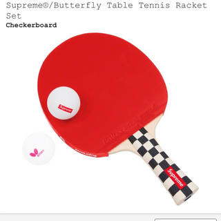 Supreme - supreme butterfly table tennis racket