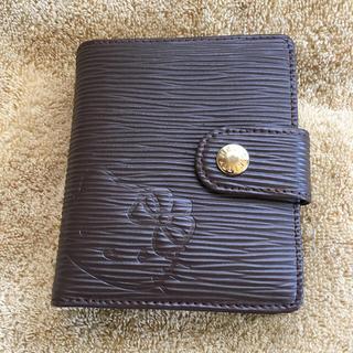 ハローキティ - 【非売品!】ハローキティ 本革 二つ折り財布