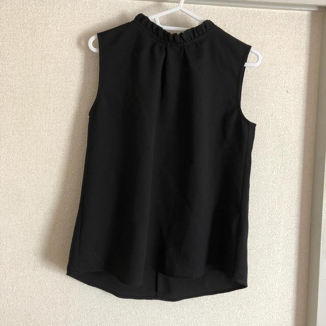 GU(ジーユー)のGU トップス レディースのトップス(シャツ/ブラウス(半袖/袖なし))の商品写真