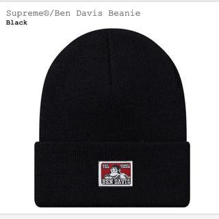 シュプリーム(Supreme)の Supreme®/Ben Davis Beanie(ニット帽/ビーニー)