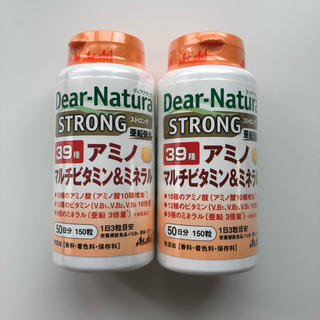 アサヒ(アサヒ)のディアナチュラ アミノ マルチビタミン&ミネラル 2本セット(アミノ酸)