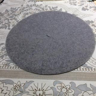 ユニクロ(UNIQLO)のベレー帽(ハンチング/ベレー帽)