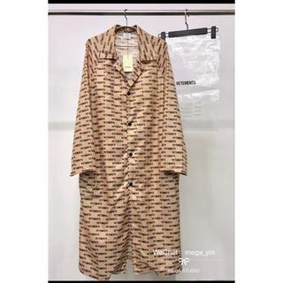 バレンシアガ(Balenciaga)の登坂着用 vetements Oversized raincoat(その他)