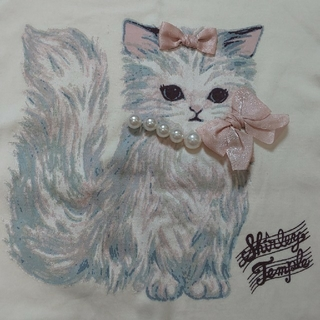 Shirley Temple - シャーリーテンプル 130 猫音符