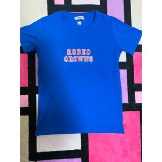 RODEO CROWNS WIDE BOWL - ロデオTシャツ♡新品未使用
