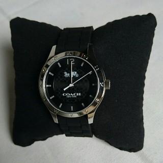 COACH - COACH 腕時計 【1回使用】