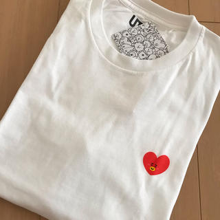 ボウダンショウネンダン(防弾少年団(BTS))のBT21 ユニクロ コラボTシャツ(Tシャツ/カットソー(半袖/袖なし))