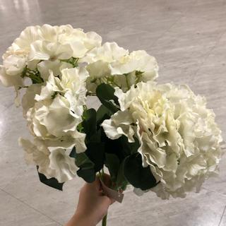 フランフラン(Francfranc)の紫陽花 造花(ブーケ)