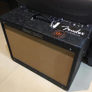 フェンダー(Fender)の美品 フェンダー  Hot Rod deluxe black western(ギターアンプ)