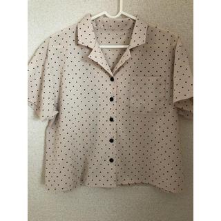 ウィゴー(WEGO)のwego シャツ ブラウス(シャツ/ブラウス(半袖/袖なし))
