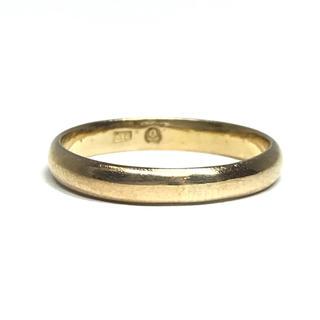 3778 K18 イエローゴールド リング13号(リング(指輪))
