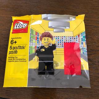 Lego - 非売品 レゴショップ店員のミニフィグ
