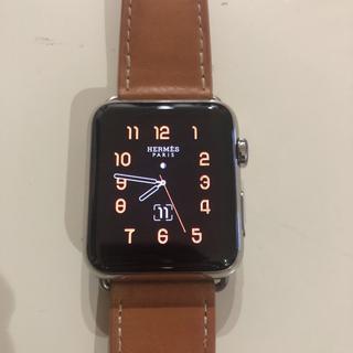 アップルウォッチ(Apple Watch)のApple Watch HERMES  42mmケース(腕時計(デジタル))