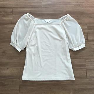 エムプルミエ(M-premier)のM-premier・カットソー(カットソー(半袖/袖なし))