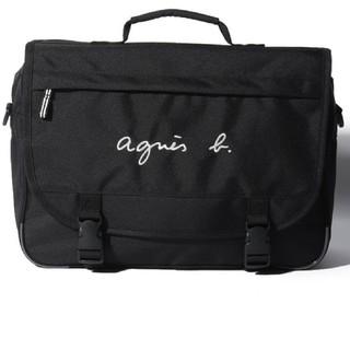 agnes b. - agnès b. ENFANT GL11 E BAG ロゴ刺繍 ランドセル