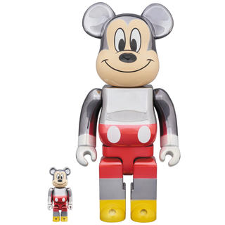 FRAGMENT - BE@RBRICK Fragment mickey mouse