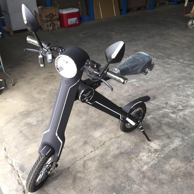電動折りたたみバイク エンタメ/ホビーの雑誌(車/バイク)の商品写真