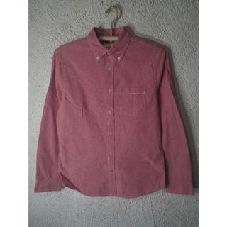 ギャップ(GAP)の4637 美品 GAP MODERN OXFORD シャンブレー風 BDシャツ(シャツ)