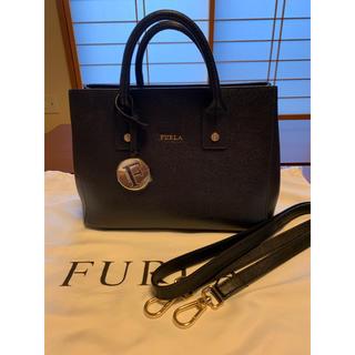 Furla - ☆新品! FURLA フルラ バッグ  リンダ 黒