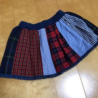 ファミリア(familiar)のfamiliar スカート 80(スカート)