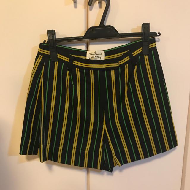 Vivienne Westwood(ヴィヴィアンウエストウッド)のvivienne  ショートパンツ レディースのパンツ(ショートパンツ)の商品写真