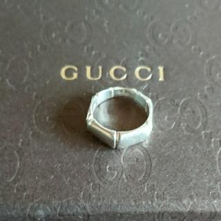 グッチ(Gucci)のグッチ バンブーリング(リング(指輪))