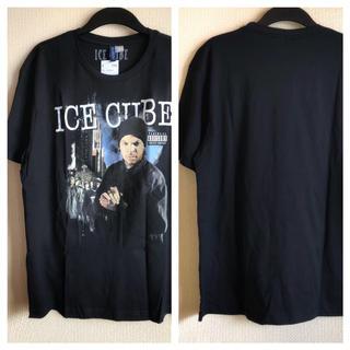 エイチアンドエム(H&M)の【H&M】新作&新品  ICE CUBE ☑️ Tシャツ Mサイズ(Tシャツ/カットソー(半袖/袖なし))