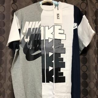 サカイ(sacai)のNike sacai ハイブリッド Tシャツ M  ナイキ サカイ(Tシャツ(半袖/袖なし))