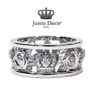 Justin Davis - リング