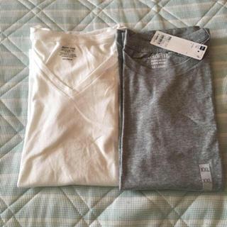 ジーユー(GU)のGU  Tシャツ   2枚  XXL(Tシャツ(半袖/袖なし))
