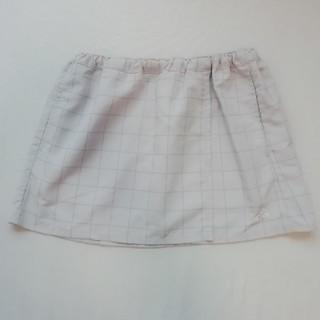 ウィルソン(wilson)の【Wilson】テニススカート【グレー】(ウェア)