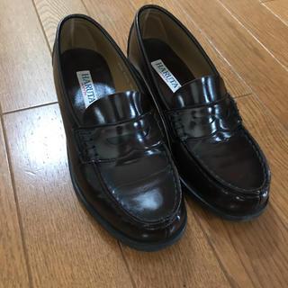 ハルタ(HARUTA)のローファー /ハルタ 24.5(ローファー/革靴)