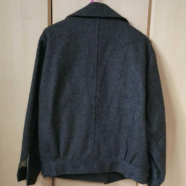 McGREGOR(マックレガー)のマックレガー ウールPコート メンズのジャケット/アウター(ピーコート)の商品写真