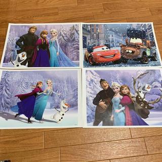ディズニー(Disney)の読売新聞 ディズニーアートコレクション(絵画/タペストリー)