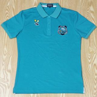 パーリーゲイツ(PEARLY GATES)のパーリーゲイツ メンズ 半袖シャツ グリーン サイズ6(シャツ)