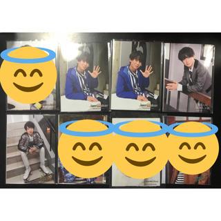 ジャニーズジュニア(ジャニーズJr.)の井上瑞稀 フォトセット(男性タレント)