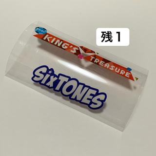 Johnny's - SixTONES キントレ ペンライト シートのみ 在庫3つ
