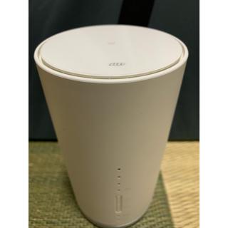 エーユー(au)のSpeed Wi-Fi HOME L01 au(その他)