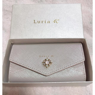 ヨンドシー(4℃)の美品☆ Luria4℃ ルリア4℃ キーケース (キーケース)