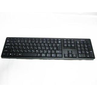 iBuffalo BSKBW10S ・部品取り用(PC周辺機器)