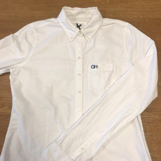 ギリーヒックス(Gilly Hicks)のGH  ギリーヒックス  長袖ボタンダウンシャツ(シャツ/ブラウス(長袖/七分))